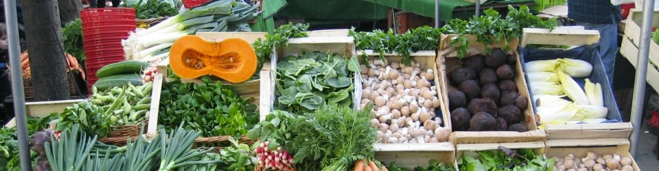 Fruits et légumes | L'annuaire des producteurs du pays du ...