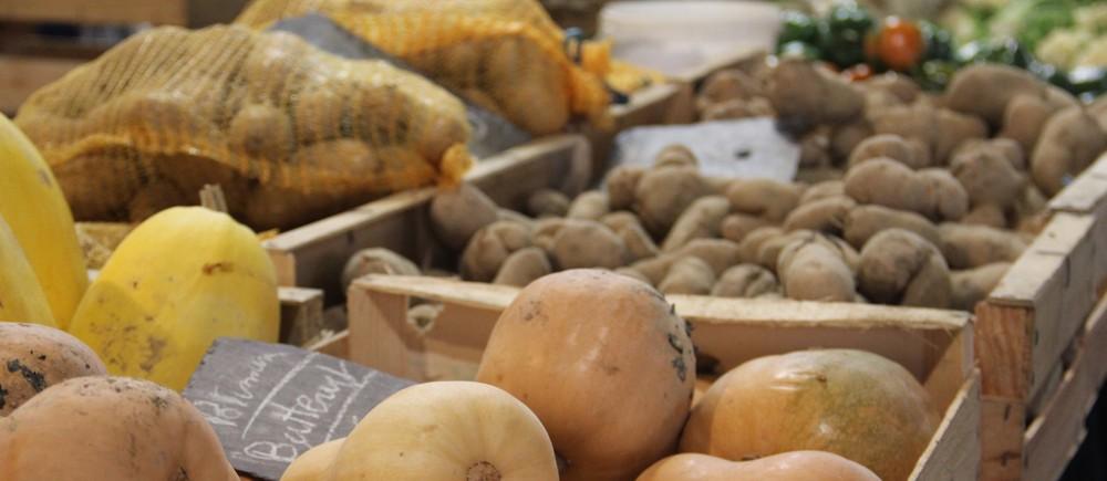 Les légumes du moulin